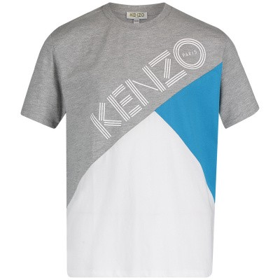 Picture of Kenzo KN10668 kids t-shirt white