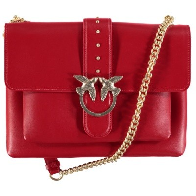 Afbeelding van Pinko 1P216T dames tas rood