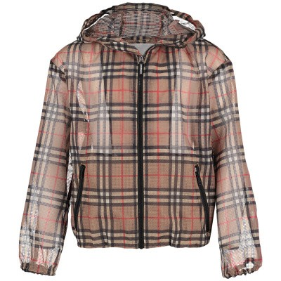 Picture of Burberry 8009000 kids jacket beige