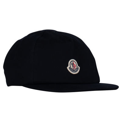 Picture of Moncler 0091405 baby hat navy