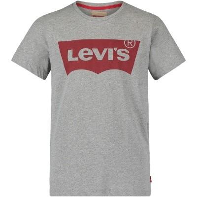 Afbeelding van Levi's N91004H kinder t-shirt grijs