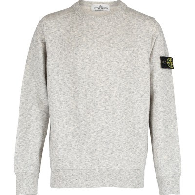 Picture of Stone Island 701662344 kids sweater grey