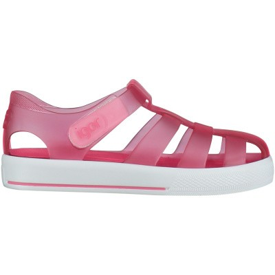 Picture of Igor S10171 kids sandals fuchsia