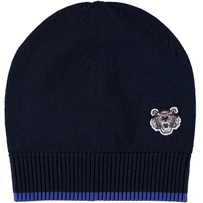 Picture of Kenzo F868BU105KFA ladies hat navy