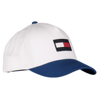 Picture of Tommy Hilfiger AU0AU00553 kids cap white