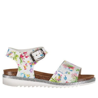 Picture of MonnaLisa 8C3003 kids sandals white
