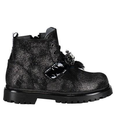 Picture of Liu Jo L1A520093 kids boots black