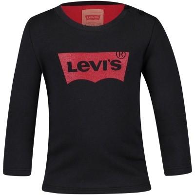Afbeelding van Levi's NM10104 baby t-shirt zwart