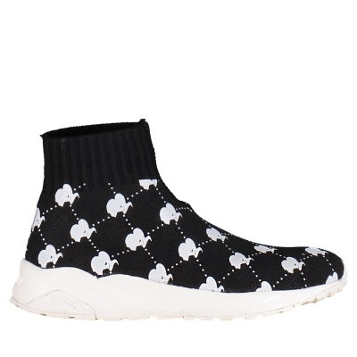 Afbeelding van Reinders VES19G3000 kindersneakers zwart