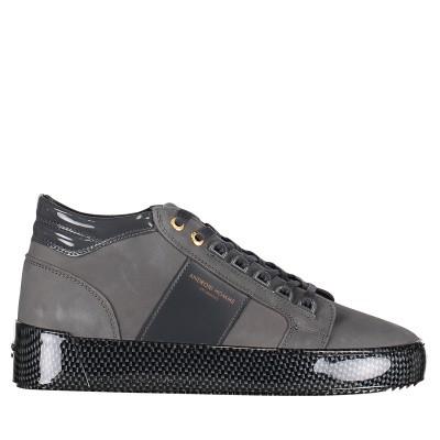 Afbeelding van Android AHP19118 heren sneakers donker grijs