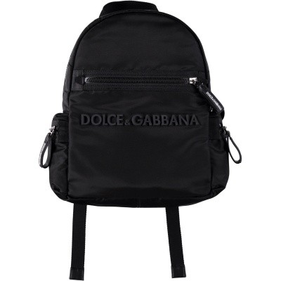 Picture of Dolce & Gabbana EM0082 kids bag black