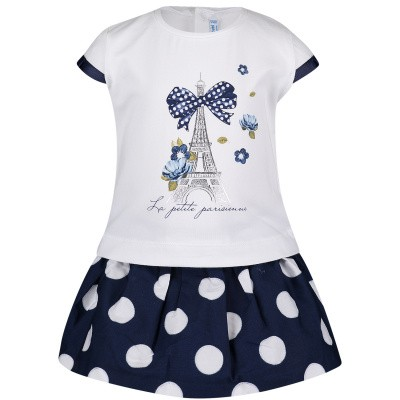Picture of Mayoral 1949 baby set navy
