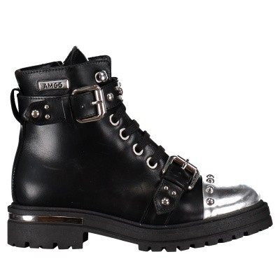 Picture of Andrea Montelpare 57668 kids boots black