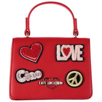 Afbeelding van Moschino JC4084 dames tas rood