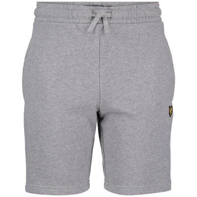 Afbeelding van Lyle & Scott LSC0051S kinder shorts grijs