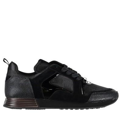 Afbeelding van Cruyff CC68301834 heren sneakers zwart