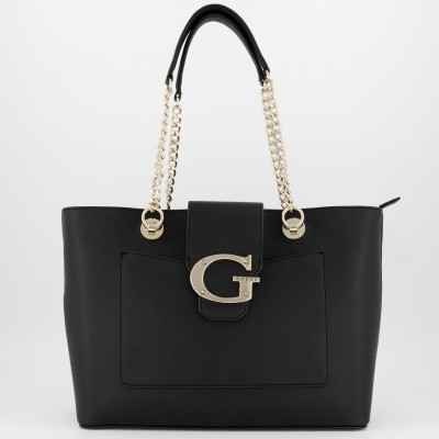 Picture of Guess HWVG7400230 womens bag black