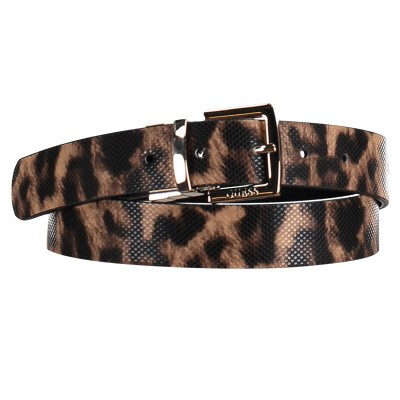 Picture of Guess BW7130VIN30 womens belt panther