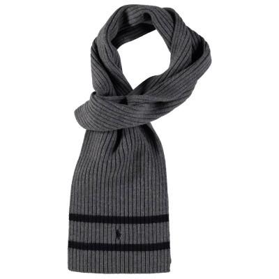 Afbeelding van Ralph Lauren 323702973 kinder sjaal grijs