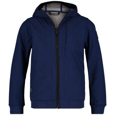 Picture of Airforce B0575 kids jacket dark blue