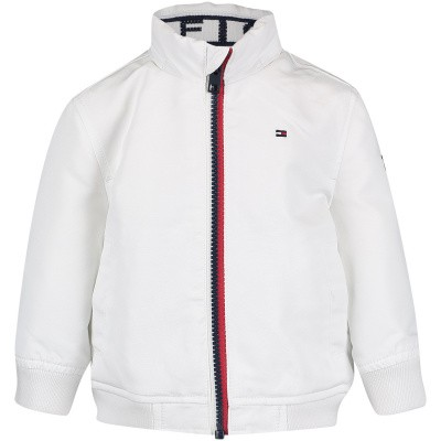 Picture of Tommy Hilfiger KB0KB04464B baby coat white
