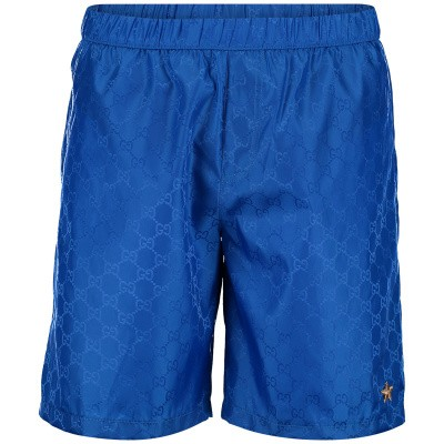 Picture of Gucci 554370 kids swimwear cobalt blue