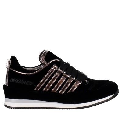 Afbeelding van Dsquared2 57102 kindersneakers zwart