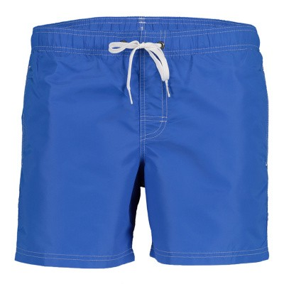 Picture of Sundeck M504BDTA100 mens swimshorts blue