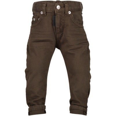 Picture of Dsquared2 DQ01TC D00IW baby pants army