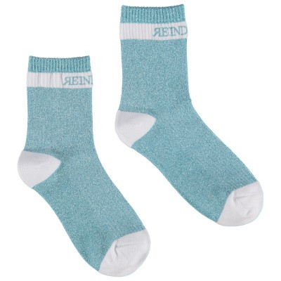 Picture of Reinders VES18W516D kids socks blue