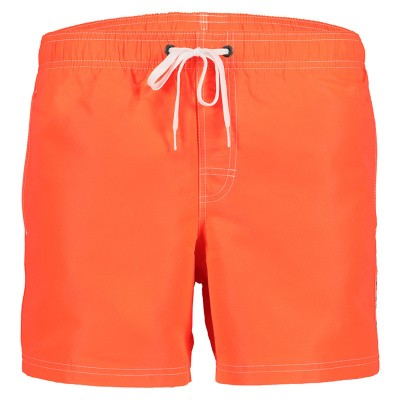 Picture of Sundeck M504BDTA100 mens swimshorts fluoro orange