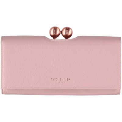 Afbeelding van Ted Baker 153225 dames portemonnee licht roze