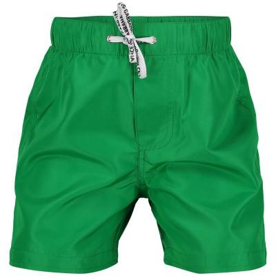 Picture of Dolce & Gabbana L1J822 baby swimwear green