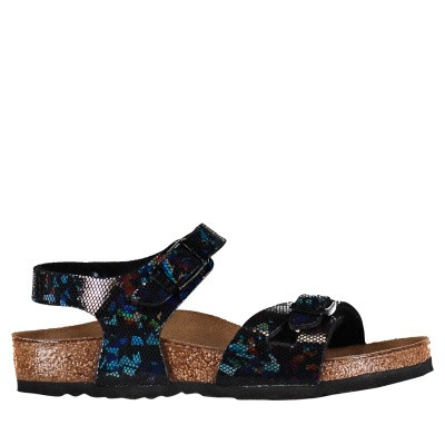 Picture of Birkenstock 1013148 kids sandals black
