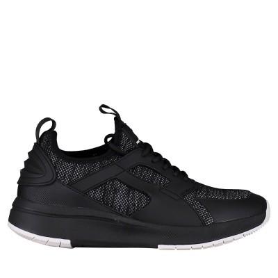 Afbeelding van Antony Morato MMFW0986 heren sneakers zwart