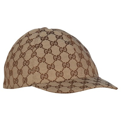 Picture of Gucci 481774 kids cap beige