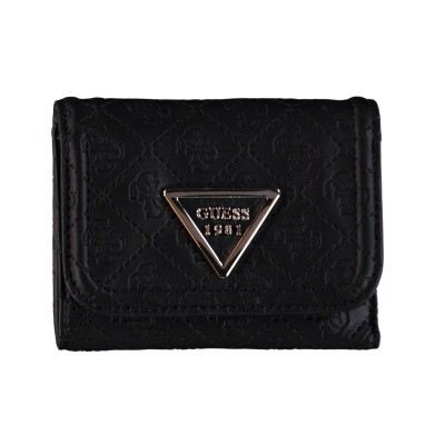 Picture of Guess SWSG7100430 womens wallet black