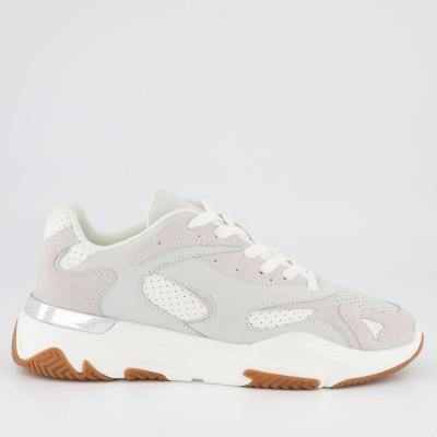 Afbeelding van Mallet TE1050 heren sneakers wit