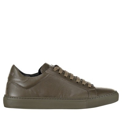 Afbeelding van Antony Morato MMFW01044 heren sneakers army