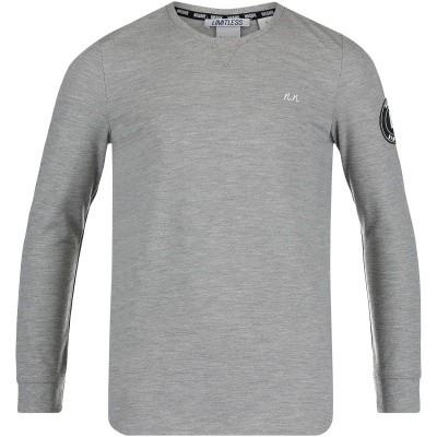 Afbeelding van NIK&NIK B8545 kinder t-shirt licht grijs
