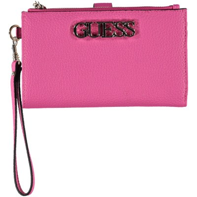 Picture of Guess SWVG7301570 womens wallet fuchsia