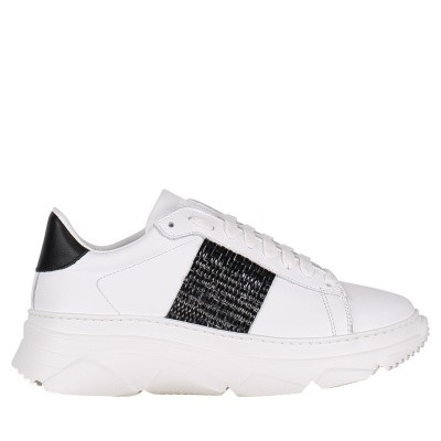 Picture of Stokton 760D womens sneakers white