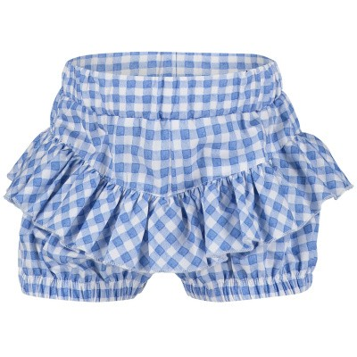 Picture of MonnaLisa 313411 baby shorts blue