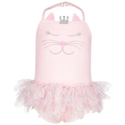 Picture of Kate Mack 515 baby swimwear light pink