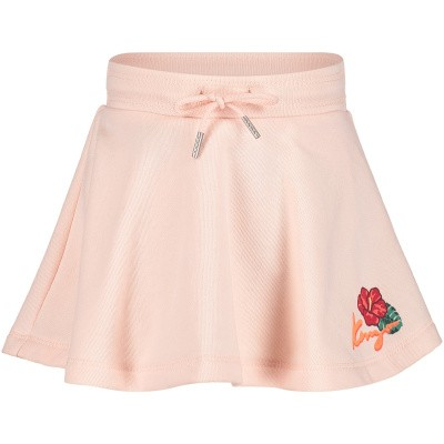 Picture of Kenzo KN27007 baby skirt light pink