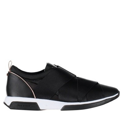 Picture of Ted Baker 917726 womens sneakers black