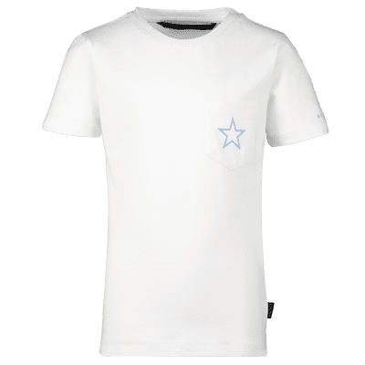 Picture of Airforce B0589 kids t-shirt white
