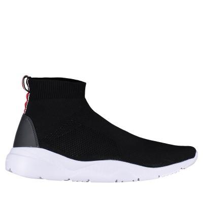 82aaa2b5cc5 Afbeelding van Antony Morato MMFW01100 heren sneakers zwart