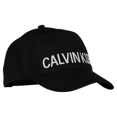 Picture of Calvin Klein IU0IU00006 kids cap black