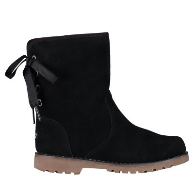 Picture of Ugg 1100176K kids boots black